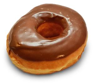 Sugar Free Chocolate Cake Donuts