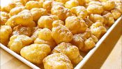 French Cruller Puffs