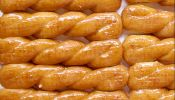 Glazed Twists